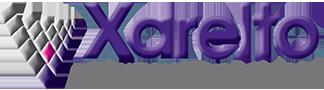 XARELTO® (rivaroxaban) logo
